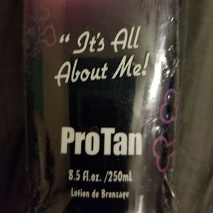 ProTan Makeup - Incredibly black tanning lotion